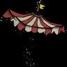 Big Top Umbrella Icon