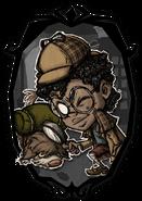 Walter Boy Detective Portrait