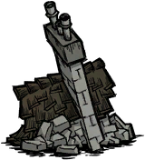 Dilapidated Chimney 1