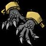 Grotesque Claws Icon