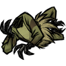 Grass Gekko Costume Top Icon