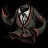 Disilluminated Black Cardigan Icon