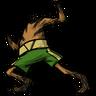 El Tigre Cub Torso Icon