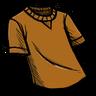 Pumpkin Orange T-Shirt Icon