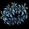 Life Blossom Garland Icon
