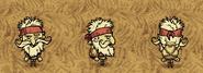 Krampus Sack Woodlegs