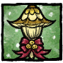 Festive Fungal Lamp Profile Icon