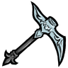 Fanciful Pickaxe Icon