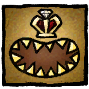Golden Icon of Gnaw Profile Icon