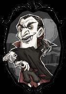 Maxwell Vampiric Portrait