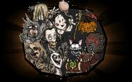 Hallowed Nights Complete Skin Set Group Portrait