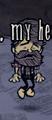 Werebeaver transforming back to woodie