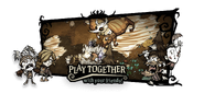 Don't starve New Home Butterfly Home page