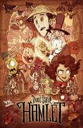Hamlet unused promo poster