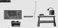 RWP 229 Voxola Desktop Texture