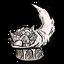Carved Hornucopia (Marble)