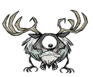 Deerclops defeated
