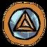 Orange Moonlens Icon