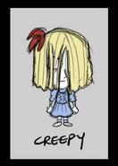 Wendy Creepy Skin