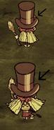 Wendy Hat Bug