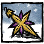 Fancy Star Bauble Profile Icon