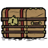 Steamer Trunk Icon
