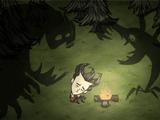 Criatura de la sombra