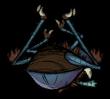 Dung Beetle Dead
