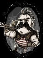Wolfgang Survivor Portrait