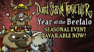 Year of the Beefalo promo
