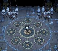 Chandelier ingame