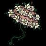 Rosy Posy Parasol Icon