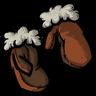Warm Mittens Icon
