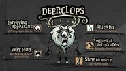 Don't Starve Newhome Deerclops