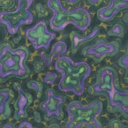 Mutated Fungal Turf Texture