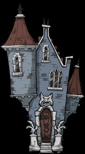 Impressive Manor