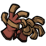 Higgsbury Red Unprotective Gloves Icon