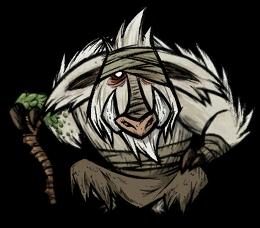 Swamp Pig Elder