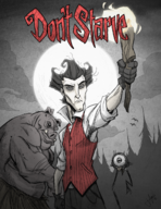 Don't Starve Shank Style
