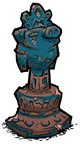 The Blue Sow (Statue)