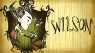 Wilson Don't Starve Steam Card Expanded