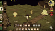 Don't Starve Beta Release 62827 Inventory