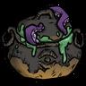 Creepy Cauldron Icon