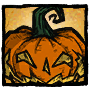 Fashionable Pumpkin Hat Profile Icon