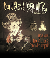 Don't Starve Together Linux and Mac Poster