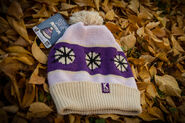 Winter Hat Replica Pink Klei Logo