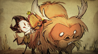 Beefalo Riding Promo
