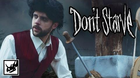 Don't Starve The Movie (Trailer) Gritty Reboots