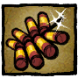 Red Firecrackers Profile Icon