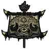 Crab King Sail Icon